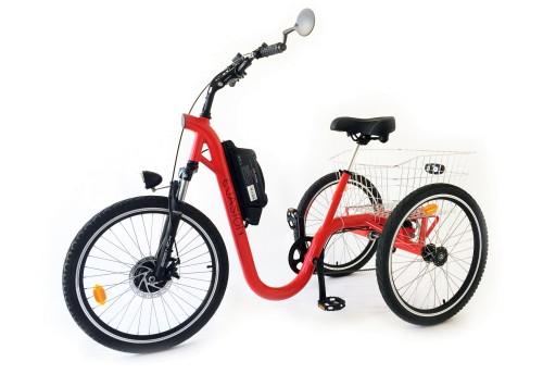 Tricycle adulte électrique Evasion