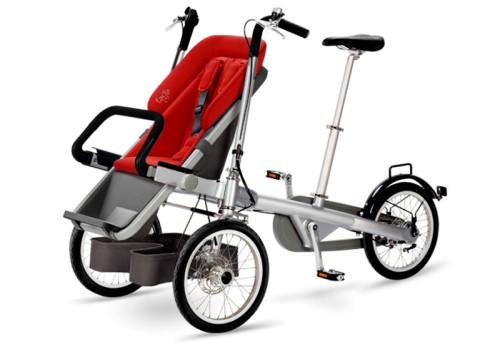 Vélo-poussette Taga