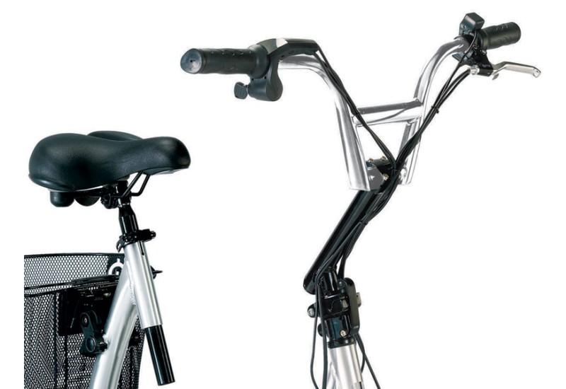 tricycle lectrique dpie 4 monty chez. Black Bedroom Furniture Sets. Home Design Ideas