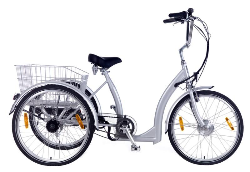 tricycle lectrique jules chez. Black Bedroom Furniture Sets. Home Design Ideas
