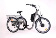 Le Tricycle Français électrique EVASION