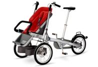 Tricycle / Poussette Taga convertible 2 en 1