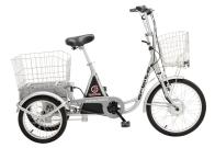 Tricycle électrique CARGA inclinable