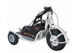 Tricycle électrique Dpie 3 plié