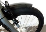 Gros pneus confortable et tous chemins