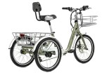 Tricycle électrique pliant MONTY E132 version 2017
