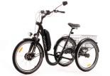 Tricycle Evasion 24 pouces - Noir