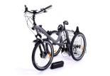 Le Tricycle Français électrique EVASION version 24 pouces