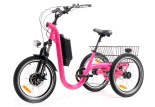 Tricycle Evasion 20 pouces - Fuchsia