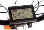 Grand écran LCD pour l'assistance électrique