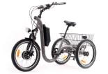 Tricycle Evasion 20 pouces - Gris Anthracite Texturé