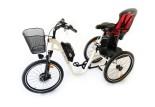 Tricycle électrique Evasion avec options