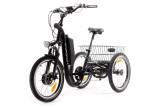 Tricycle Evasion 20 pouces - Noir