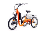 Tricycle Evasion 20 pouces - Orange