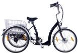 Tricycle Adulte Électrique Jules Noir